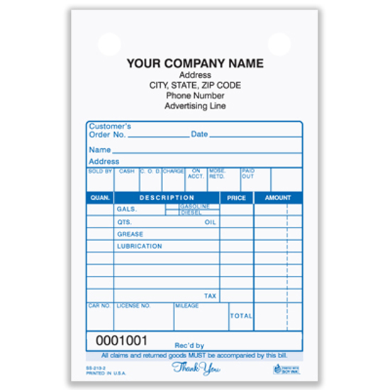 personalized register forms