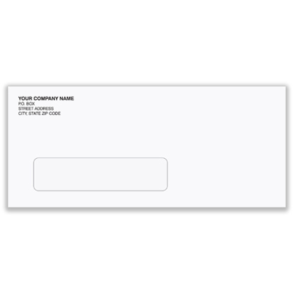 Picture of #10 Envelope - Regular-single window (ENV-9911)