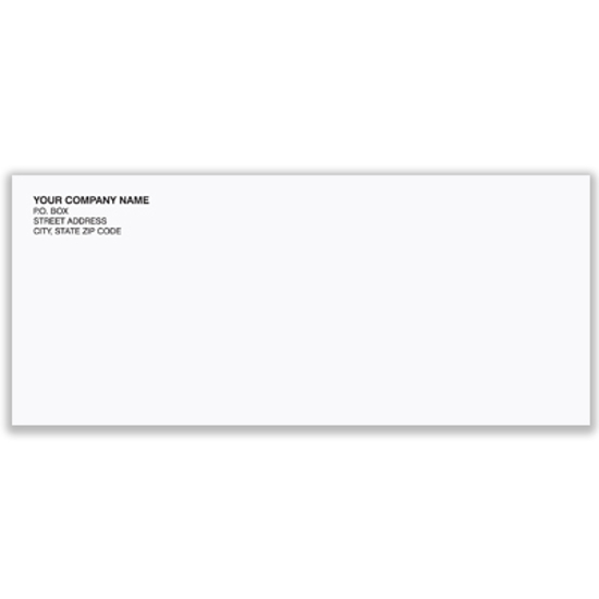 Picture of #10 Envelope - Regular-no window (ENV-9910)