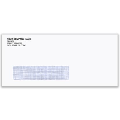 Picture of #10 Envelope - Tinted Self Sealing-single window (ENV-9939)