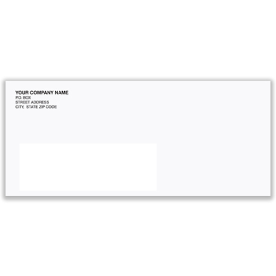 Picture of #10 Envelope - Regular-no window (ENV-9917)
