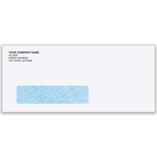 Picture of #10 Envelope - Security Window (ENV-9901)
