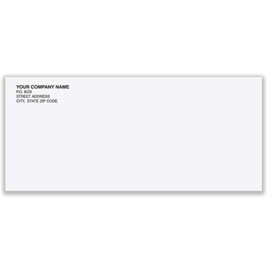 Picture of #10 Envelope - Tinted Self Sealing-no window (ENV-9938)