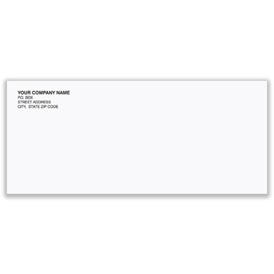 Picture of #10 Envelope - Tinted Regular-no window (ENV-9937)