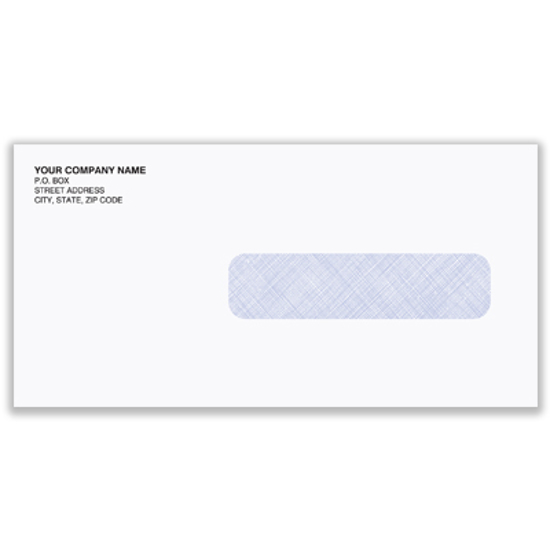 Picture of Small Claim Form Envelope - Imprinted (ENV-9969-IMP)