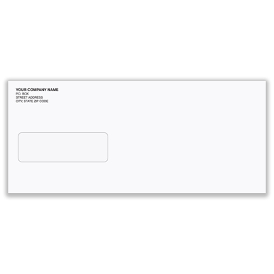 Picture of #14 Envelope - Single Window (ENV-9914)
