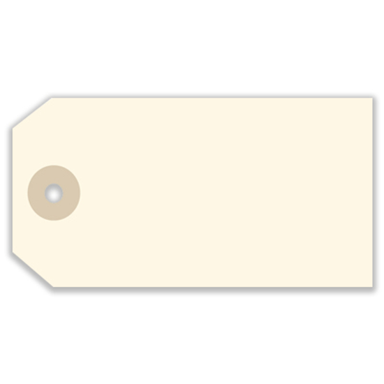 Picture of Blank Tag - Manila Size 3 (SU-3131)
