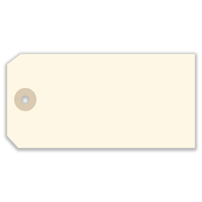 Picture of Blank Tag - Manila Size 5 (SU-5131)