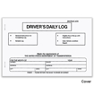 Picture of Driver's Log Book - 2 Part Carbonless (DDL-143-2)