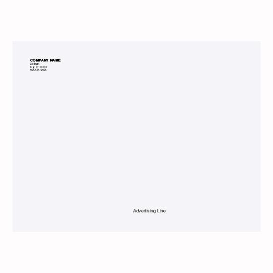 Picture of Tyvek Envelopes - 10 x 13 - 24# - Imprinted (ENV-9840)